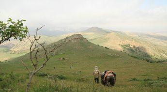 Nachhaltig reisen in Iran: Golestan Nationalpark