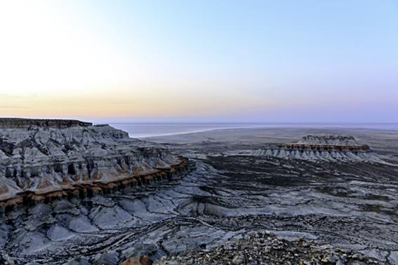 Turkmenistan Wüstenreise