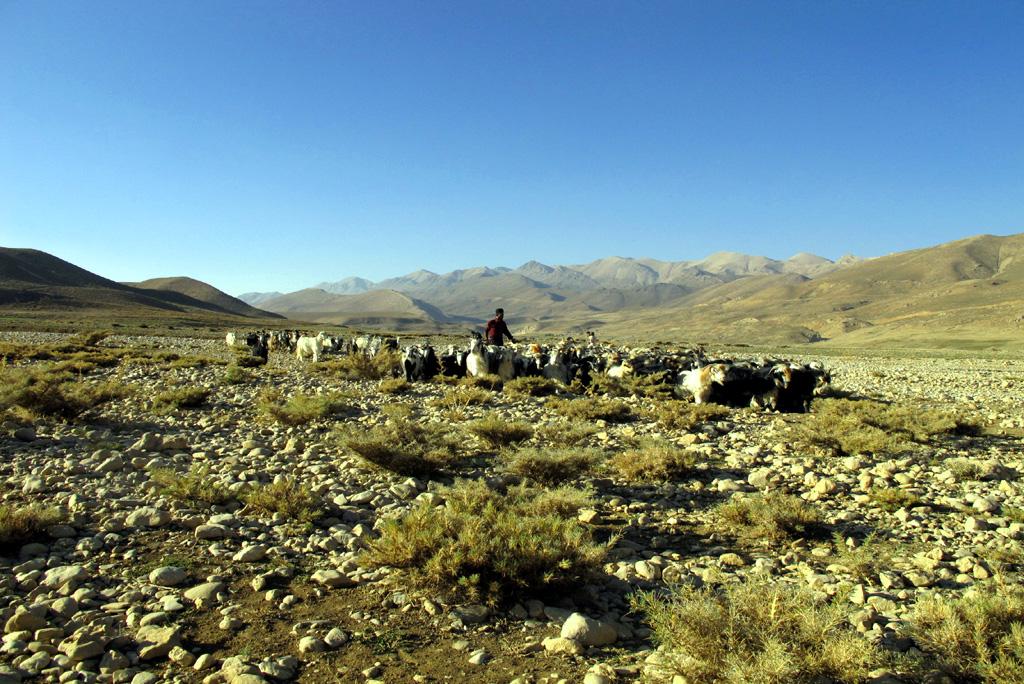Iran: Zagros-Gebirge