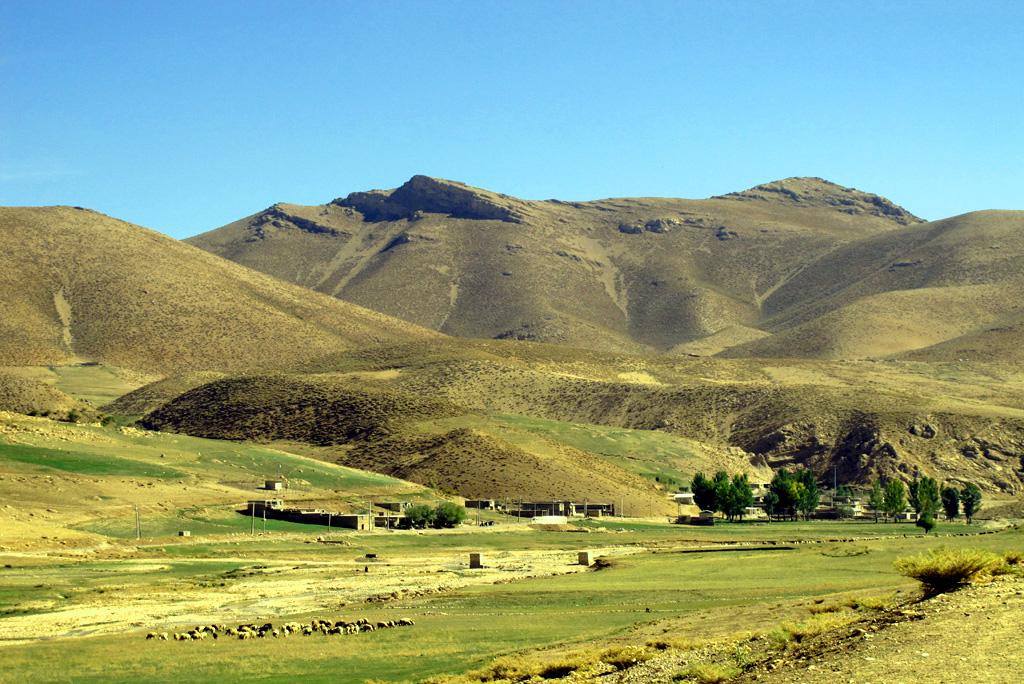 Iran: Zagros- Gebirge 3