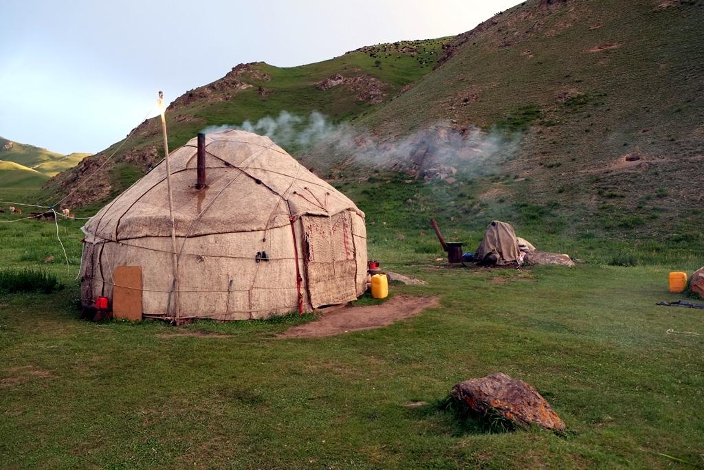 Kirgistan: Son Kul