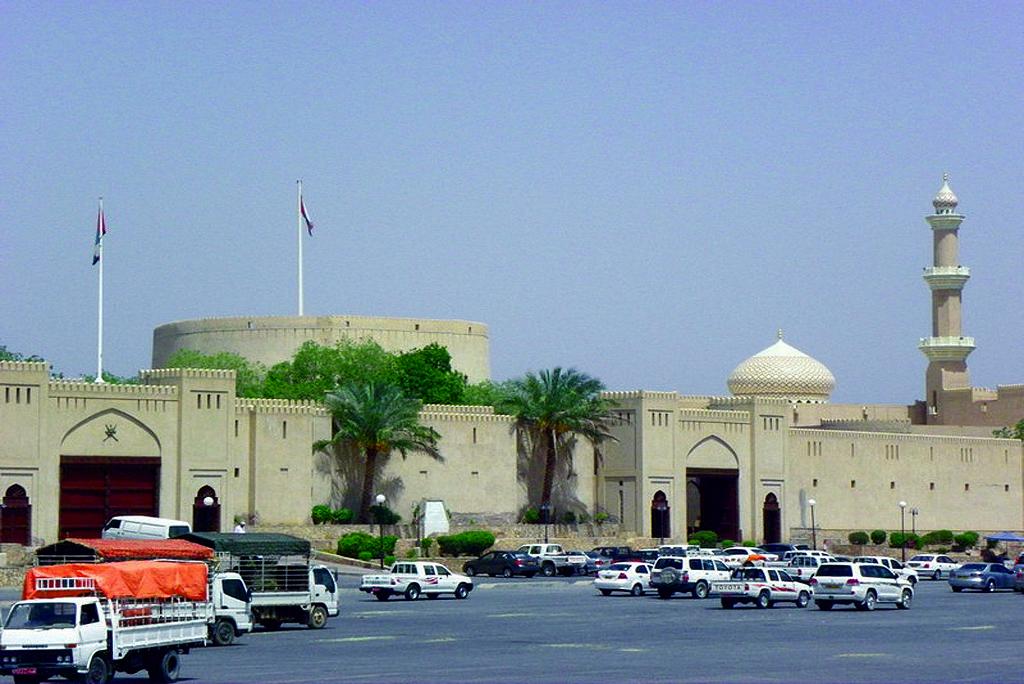 Oman Nizwa Fort