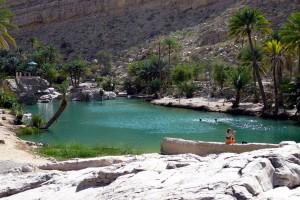 Die schönsten Wadis