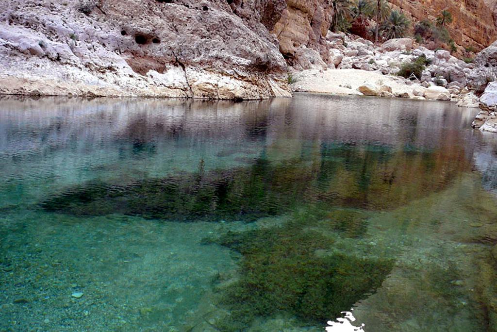 Oman Wadi Shab 2