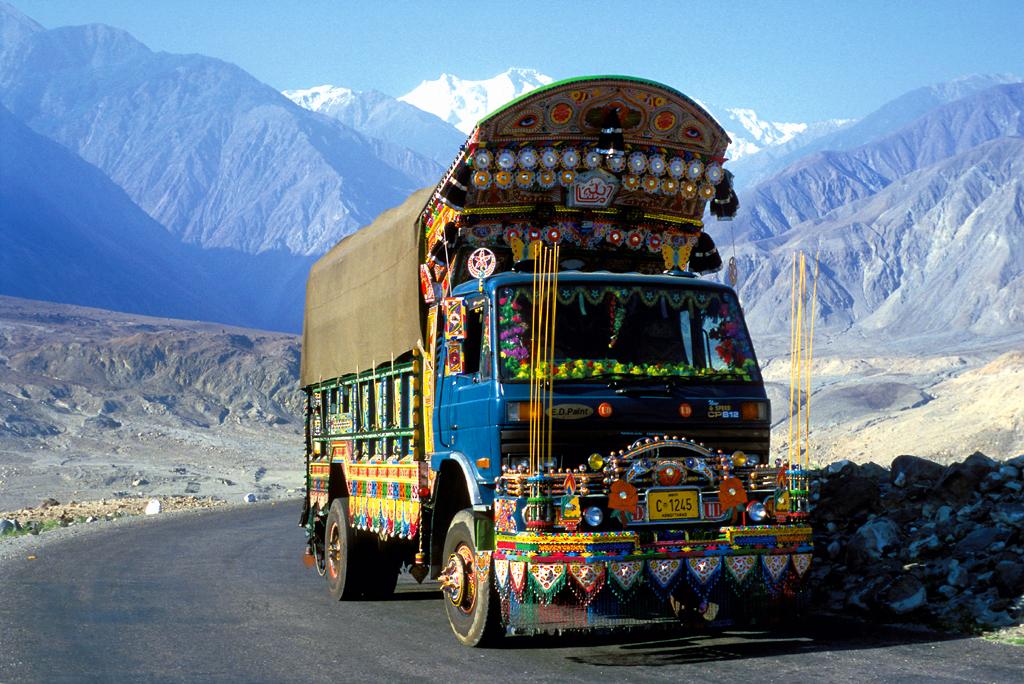 Truck Nanga Parbat