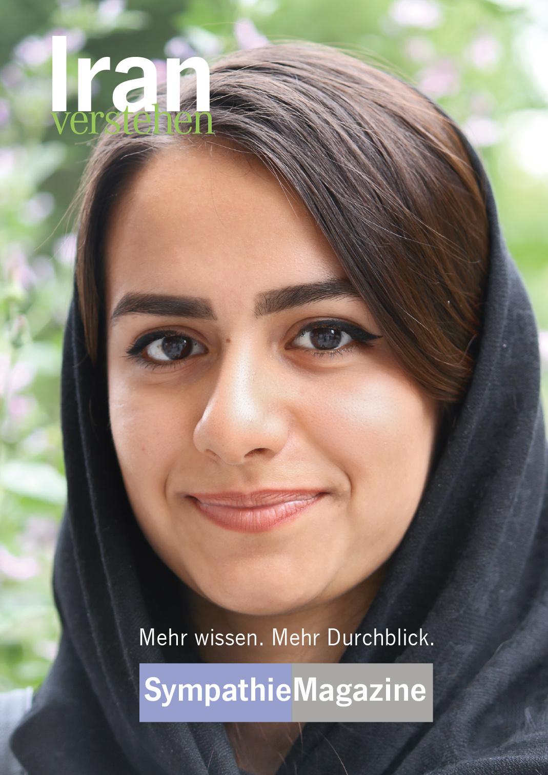 """Neu erschienen: Das SympathieMagazin """"Iran verstehen"""""""