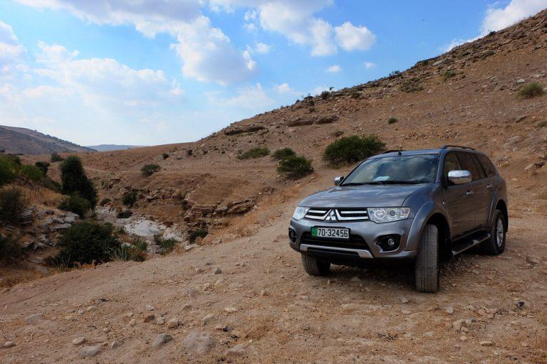 Jordanien: Mietwagen