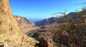 Oman: Trekkingreise