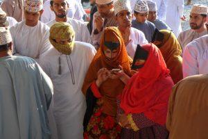 Oman: Am Freitagsmarkt in Nizwa
