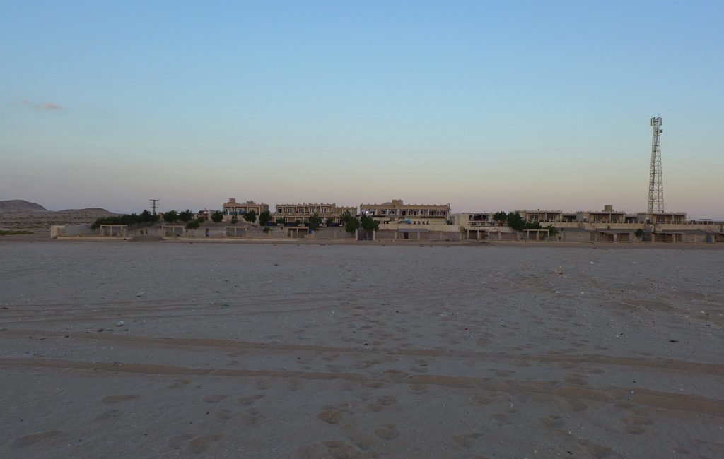 Oman: Al Ashkarah Beach Resort
