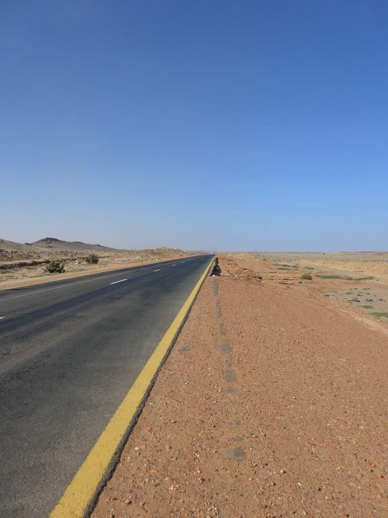 Sudan: Links vom Nil nach Ägypten fährt kaum jemand