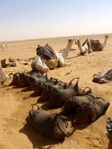 Sudan: Wasserschläuche
