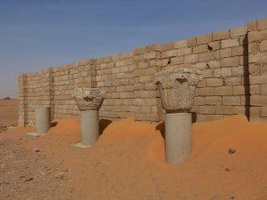 Sudan: vom Sand frisch verweht - Alt Dongola