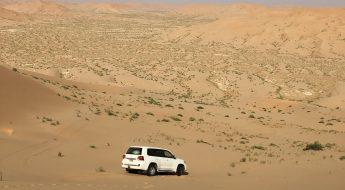 Ihr Reisetyp: unterwegs im Geländewagen