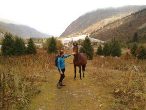 Nachhaltig Reisen in Kirgistan
