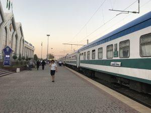 Zugfahrt statt Flugreisen