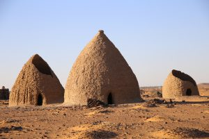 SudanLehmhäuser