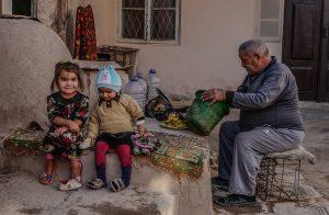 Menschen in Usbekistan