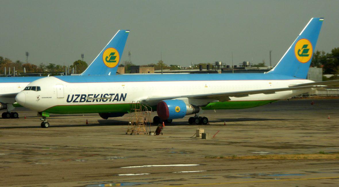 Flüge nach Zentralasien mit Uzbekistan Airways