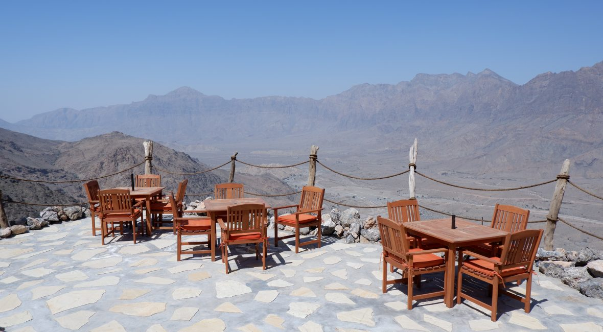Hotels in Oman: Sama Wakan