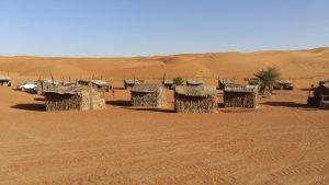 Hotels in Oman: Nomadic Desert Camp