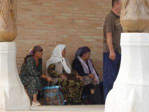 Gruppe älterer Frauen