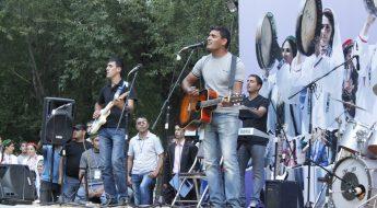 Musiktipps von nomad: Bandin Tadschikistan